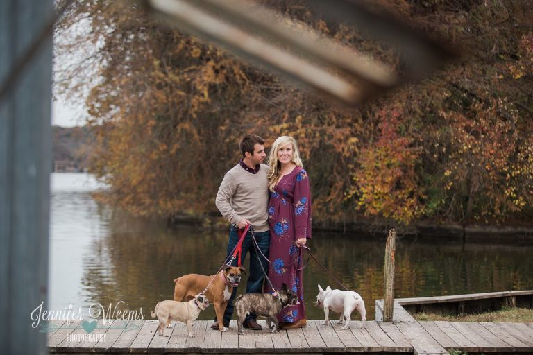 Austin Engagement Session, dogs, lake, water, airstream, trailer, gypsy, Jennifer Weems Photography