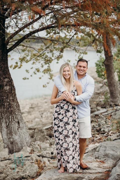 Austin, surprise proposal, lake travis, lake travis photographer, engaged, engagement session
