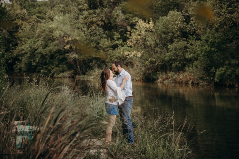 Austin Engagement photo by Jennifer Weems Photography
