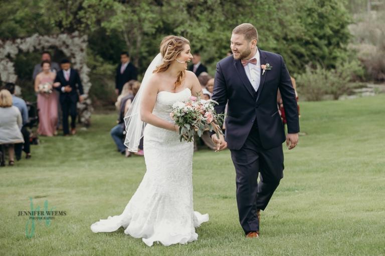 The Creek Haus Wedding photo by Jennifer Weems Photography