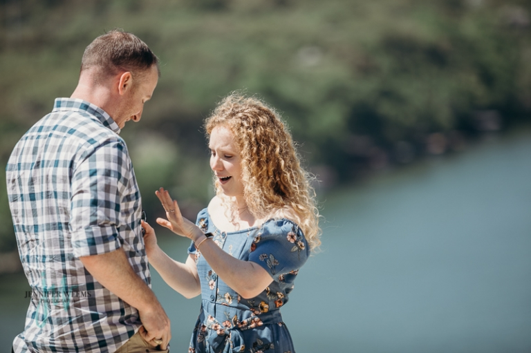Surprise Proposal, Austin, Texas, Mount Bonnell, Jennifer Weems Photography, Austin Surprise Proposal Photographer, Lake Travis Photographer, Lake Travis, Lake Austin